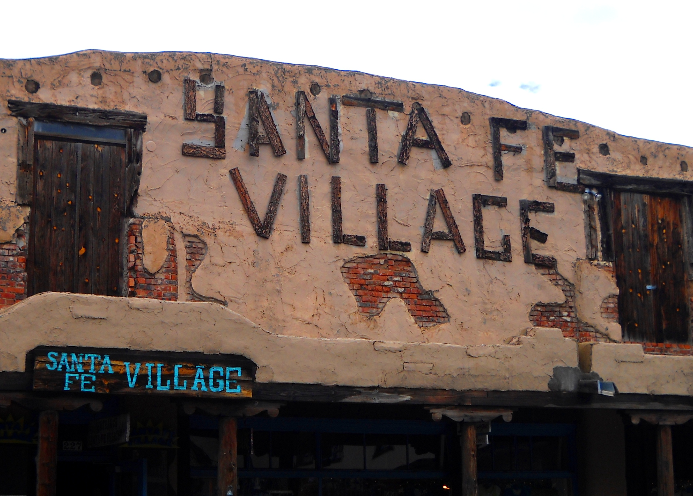 Santa Fe New Mexico On Historic Route 66 Ostrobogulous