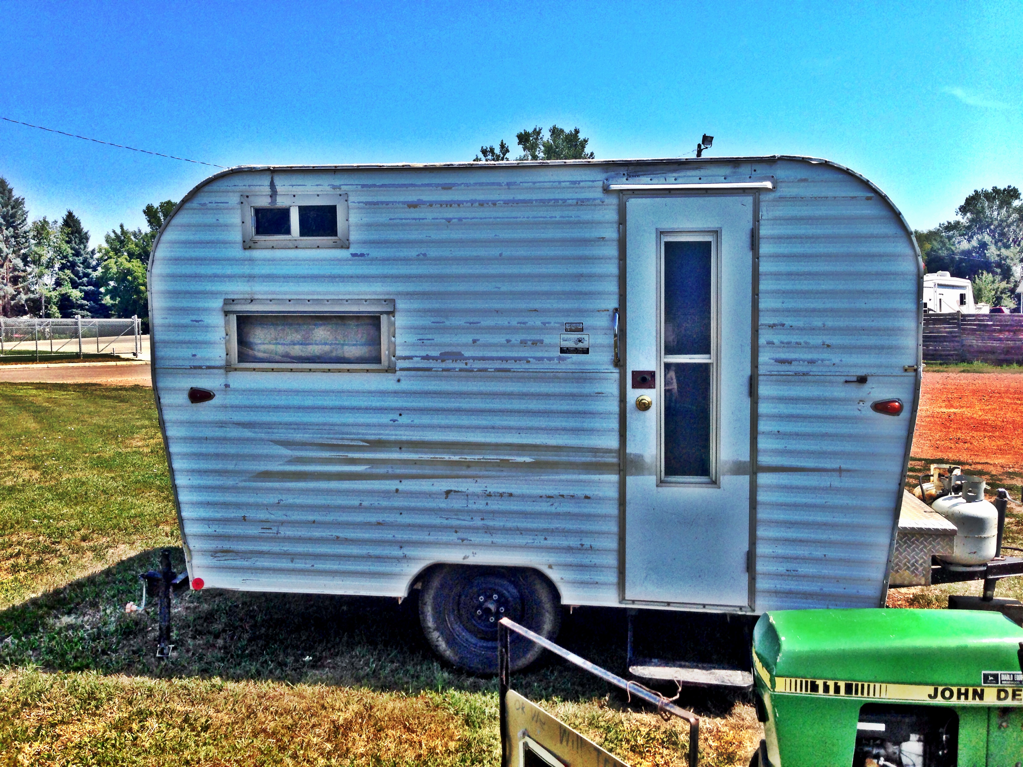renovating a vintage 1969 roadrunner travel trailer ostrobogulous rh ostrobogulation com Trailer Frame Small Trailer Kits