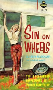 Sin on Wheels -classic pulp sleaze!