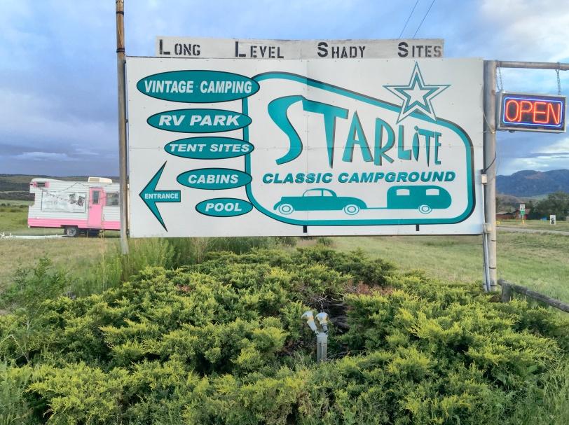 Starlite Classic Campground!